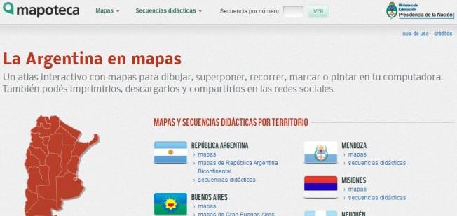 argentinaenmapas